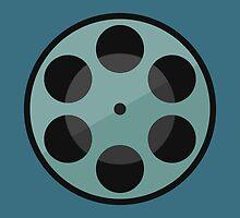 Film Reel by Rob Davies