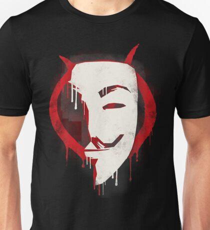 Revenge is my middle name Unisex T-Shirt