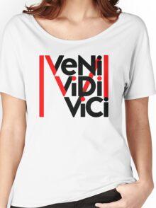 Madonna VENI VIDI VICI Women's Relaxed Fit T-Shirt