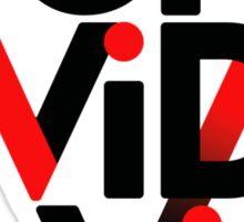 Madonna VENI VIDI VICI Sticker