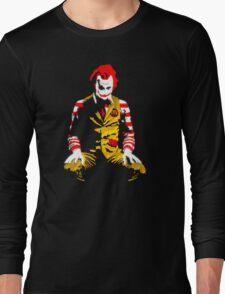 Banksy Joker McDonalds T-Shirt