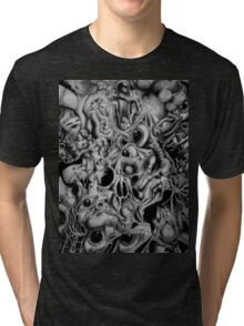 The Shaggoth Tri-blend T-Shirt