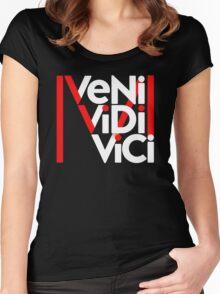 Madonna VENI VIDI VICI Women's Fitted Scoop T-Shirt