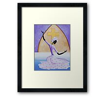 Use Me Lord Framed Print