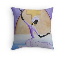 Use Me Lord Throw Pillow