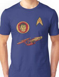 Spock Star Trek Costume from 1975 (yes, really) Unisex T-Shirt