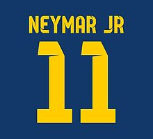 Neymar Jr. by refreshdesign