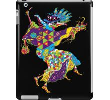 Psychedelic Plague Doctor iPad Case/Skin