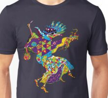Psychedelic Plague Doctor Unisex T-Shirt