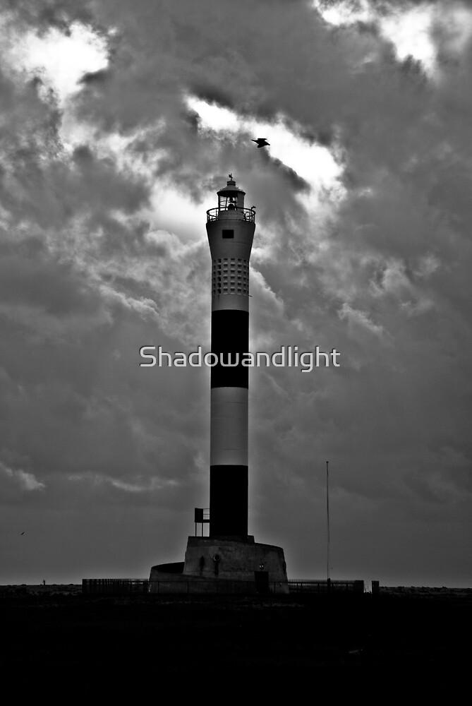The Guiding light by Shadowandlight