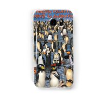 My Penguin Collection Escaped to Antarctica Samsung Galaxy Case/Skin