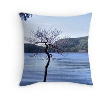 A Tree Grows in Acadia Throw Pillow