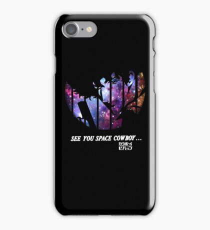 Cowboy Bebop - Nebula iPhone Case/Skin