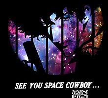 Cowboy Bebop - Nebula by ohitsmagic