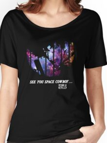 Cowboy Bebop - Nebula Women's Relaxed Fit T-Shirt