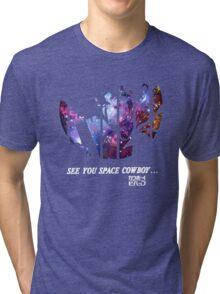 Cowboy Bebop - Nebula Tri-blend T-Shirt