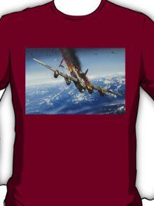 Berchtesgaden Lancaster F-for-Freddy T-Shirt