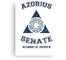 Azorius Senate Guild Canvas Print