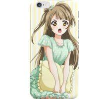 Love Live! Minami Kotori iPhone Case/Skin
