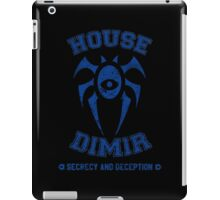 House of Dimir Guild iPad Case/Skin