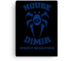 House of Dimir Guild Canvas Print