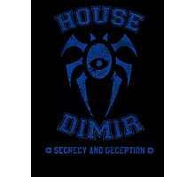 House of Dimir Guild Photographic Print