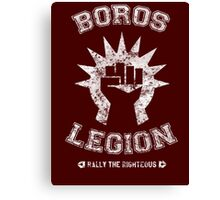Boros Legion Guild Canvas Print