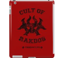Cult of Rakdos Guild iPad Case/Skin