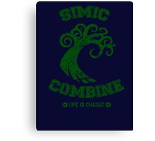 Simic Combine Guild Canvas Print