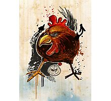 anger hen  Photographic Print