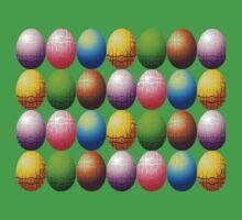 Eggs, eggs, eggs Baby Tee