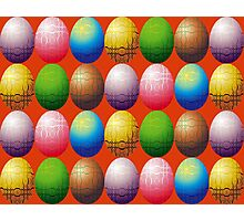 Eggs, eggs, eggs Photographic Print