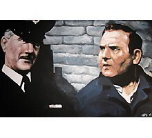 Fletch and Mackay Photographic Print