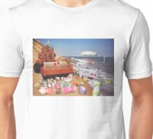 Swimsuit Shopping Unisex T-Shirt