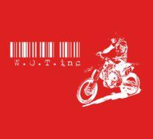 WOT inc logo tee #2 by WOTinc