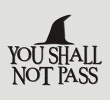 LOTR- You Shall Not Pass by ohitsmagic