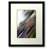 Classic Team Lotus F3 @ Goodwood Motor Circuit Framed Print