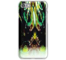 Eyes in the dark iPhone Case/Skin