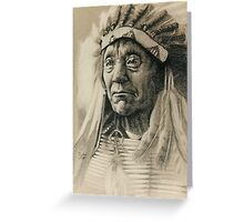 Elder Statesman Greeting Card