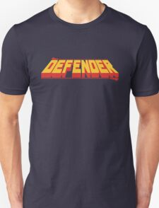 Defender Video Game T-Shirt
