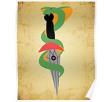 Dagger Snake  Poster