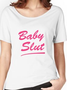 Baby Slut Titus Andromedon- UnBreakable  Women's Relaxed Fit T-Shirt
