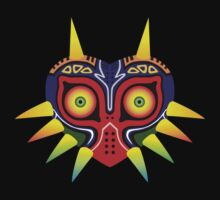 Majora's Mask by hopperograss