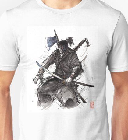 Terminator t-800 Samurai Unisex T-Shirt