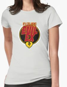 Future Evil Ex Womens Fitted T-Shirt