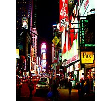Night in the City I Photographic Print