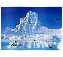 Glacier Pokemon Poster