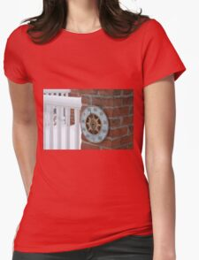 Freezing Temps Womens Fitted T-Shirt