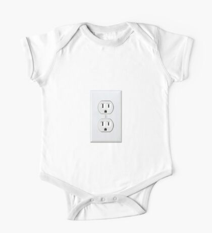 There's never an outlet where you need one. Kids Clothes