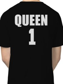 Queen (White) The Hers of the His and Hers Classic T-Shirt